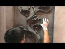 Beautiful Art Rendering Sand And Cement On Wall Concrete Amazing House Contruction