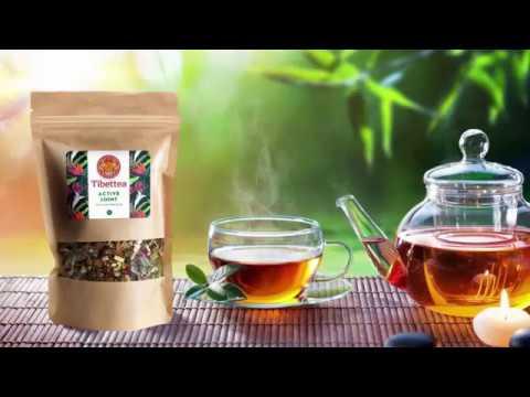 TibeTTea сбор чай от простатита и повышения потенции!