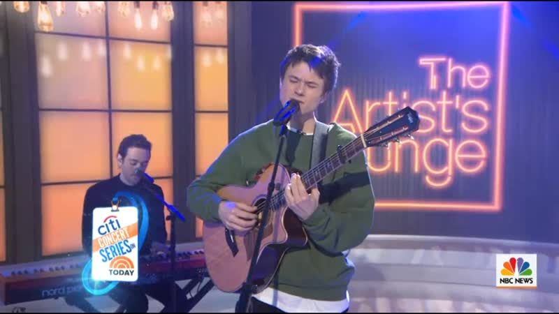 Let me down slowly - today show