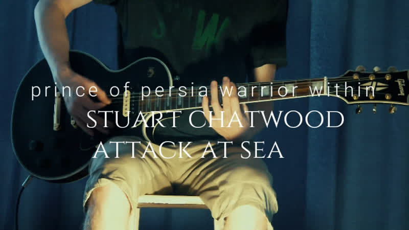 Stuart chatwood attack at sea cover by Maksim.T