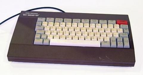 Схема БК-0010. Схема БК-0011М