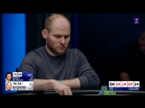 The best poker hands on Final Table Super High Roller in MONTE-CARLO