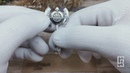 Оберег Секира с Узлом защиты Викингов Серебро 925 Мастерская Серебряный Знак