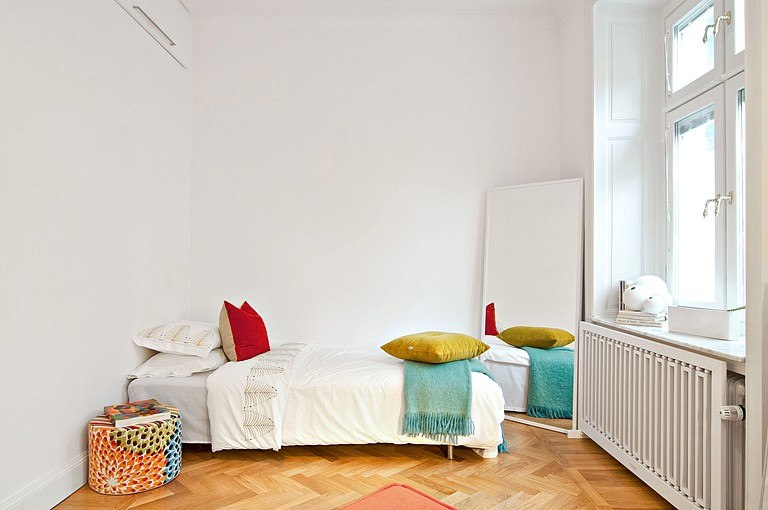 Квартира-студия 25 м в Европе.