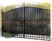 TORG.ua - Бронедвери, решетки, ворота, перила в Чернигове.