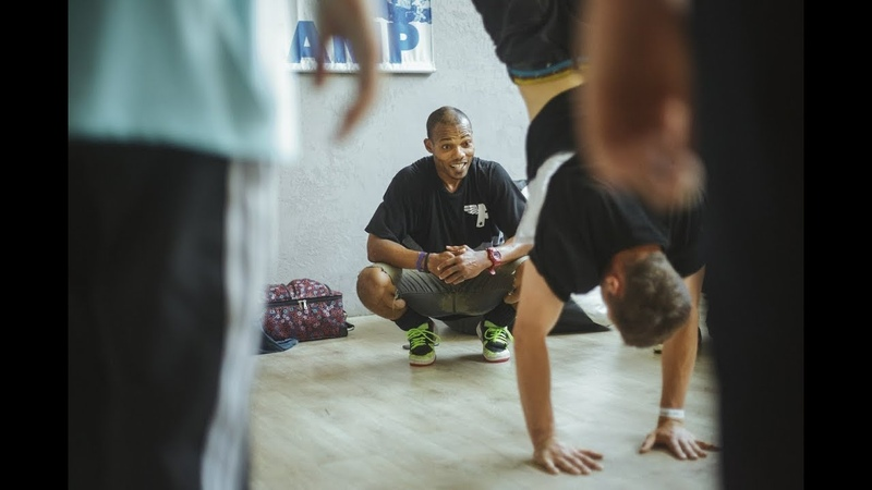 Workshop Iron Monkey | Red Bull BC One Camp Kazakhstan 2018