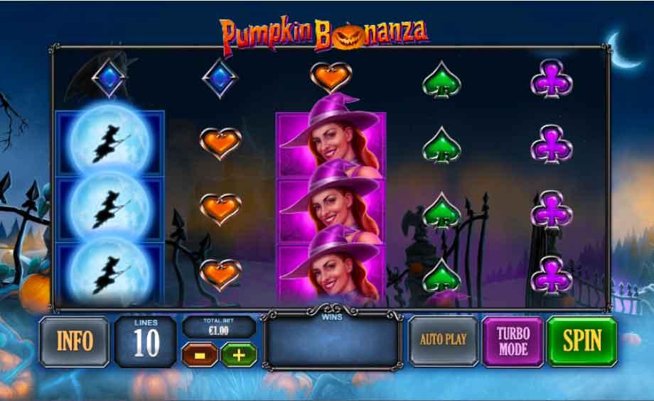 Обзор игровых автоматов Pumpkin Bonanza