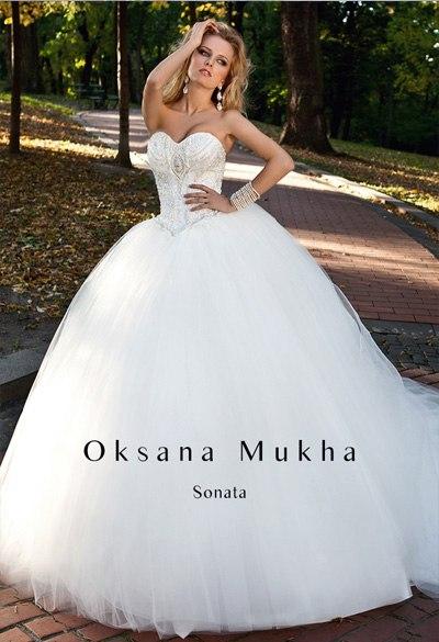 bc42d389aab Свадебный салон   Свадебные платья «Оксана Муха»