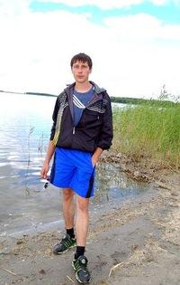 Александр Черкашинин, 4 февраля 1984, Новосибирск, id187044619