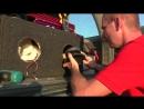 Адский краш тест FSD 165 MG V1 от Dragster DAF 2502