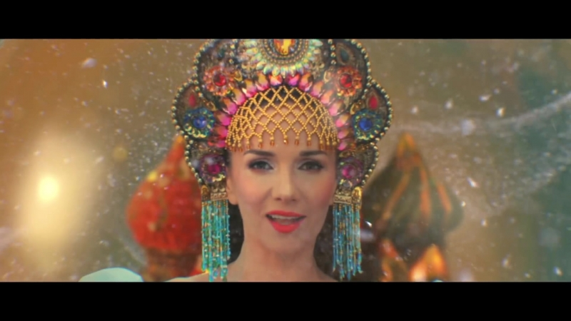 Natalia Oreiro - United by love (Rusia 2018) Video Oficial FIFA 2018 Наталья Орейро