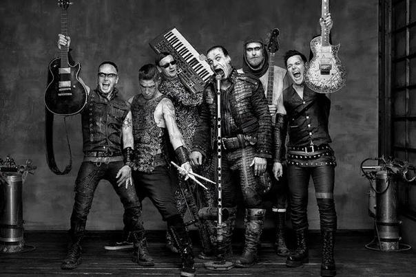 ammstein Мало людей на свете, которые не знают о культовой немецкой группе Rammstein, а у некоторых название этого коллектива прочно ассоциируется с Германией. Это вовсе неудивительно, ведь