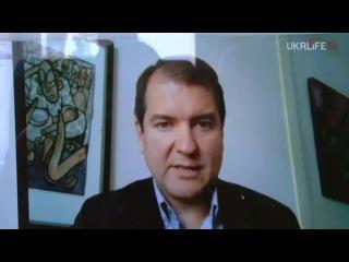 Очень острое интервью В.Корнилова журналистке украинского ТВ-Лайф. (22-06-2014)