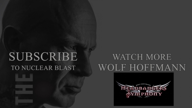 Wolf Hoffmann - Night On Bald Mountain {Official Video 1080HD}