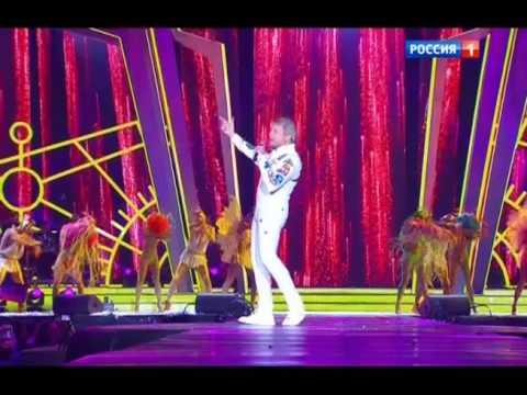 Николай Басков Обниму тебя Песня года 02.01.17.