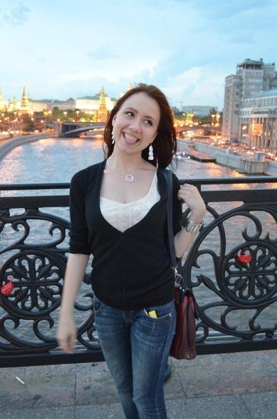 Юлия Андронова, 12 июля 1992, Москва, id14172882