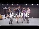1Million dance studio Talk To Me - Carly Rae Jepsen  Beginners Class