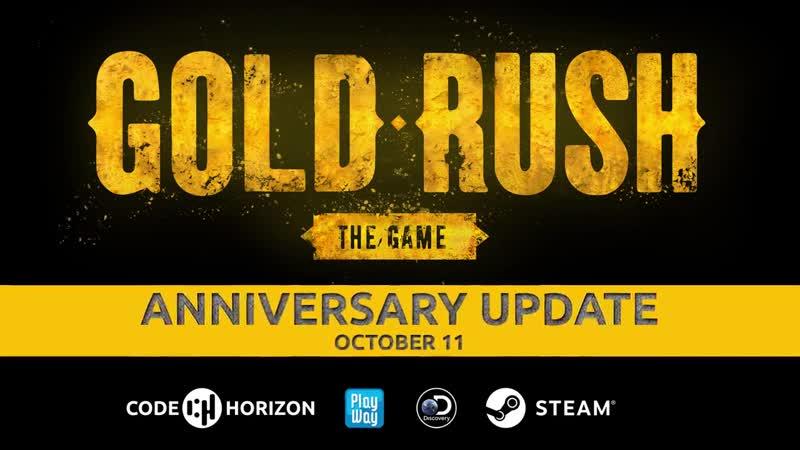 Gold Rush The Game Anniversary Update Seasons Teaser