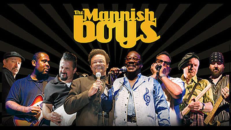 The Mannish Boys - Jazzwoche Burghausen 2012