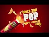 Музыка из рекламы Pringles (Принглс) (2018)