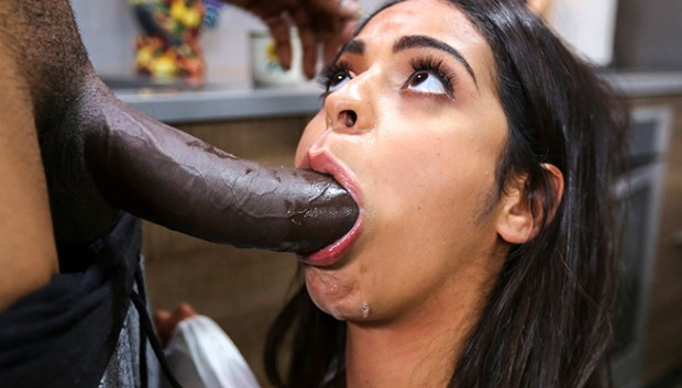 WOW Monster Cock For Vienna Black # 1