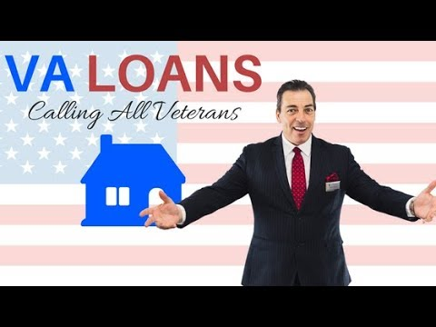 Military Veterans - Using your VA loan to buy a house
