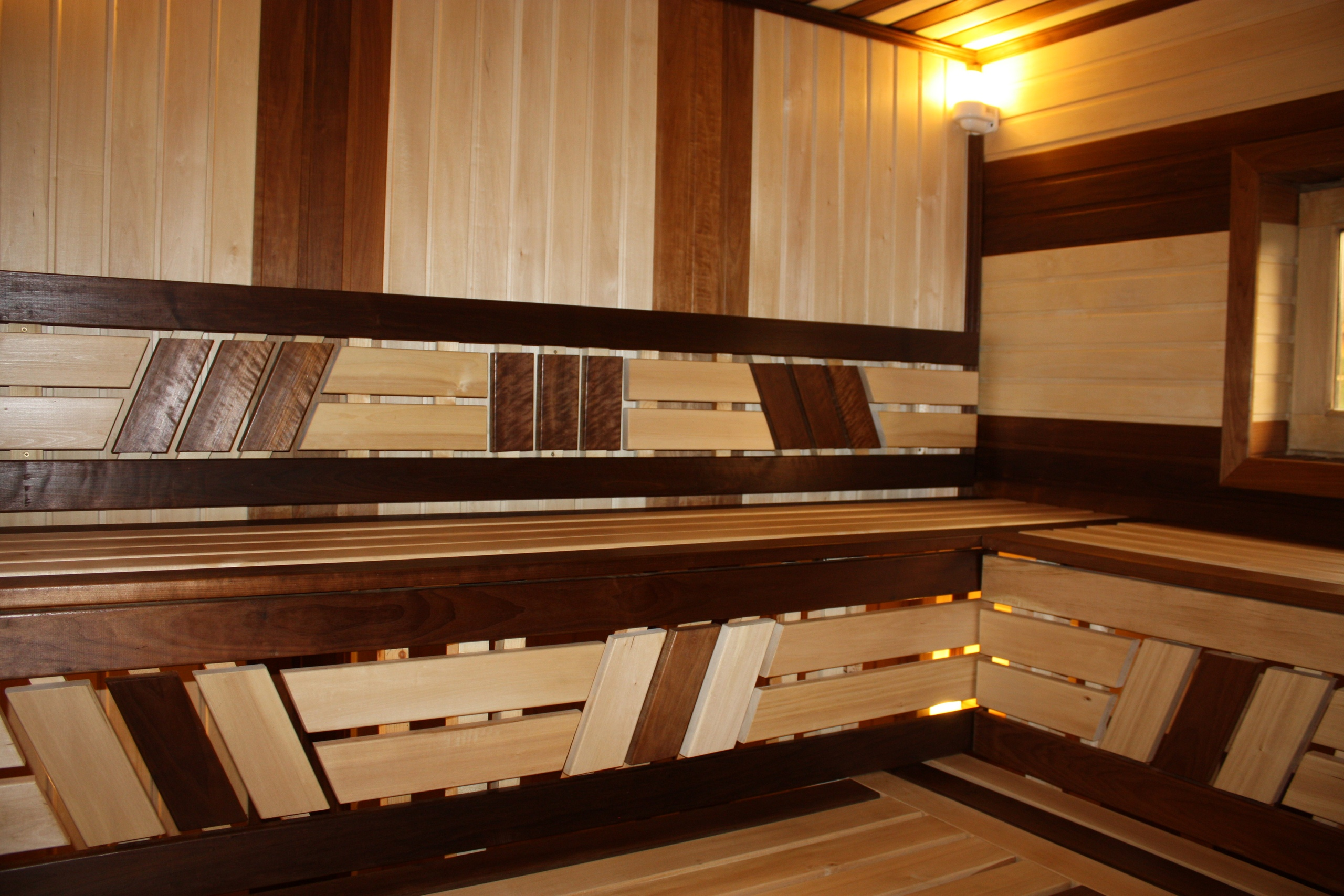 Деревянные бани из сосны, лиственницы