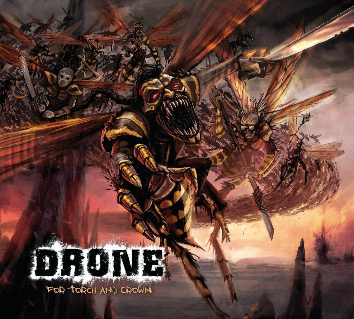 Drone - For Torch And Crown (2012)