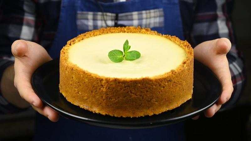 Секрет идеального Чизкейк Нью Йорк раскрыт. Cheesecake New York.