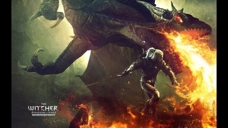 The Witcher 2 Assassins of Kings part.2 Flotsam Kayran