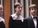 С В Рахманинов Вокализ переложение для хора С Соснина Sergei Rachmaninoff Vocalise