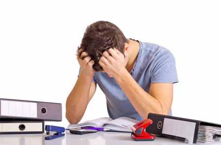 Повышенные уровни холестерина часто следуют за периодами стресса.