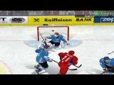 Поиграем в NHL 2014 Сборная России - Сборная Финляндии