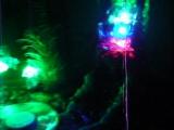 Цветной фонтан с бегущим огнём 3700р.