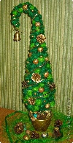 елка из сизаля<br />