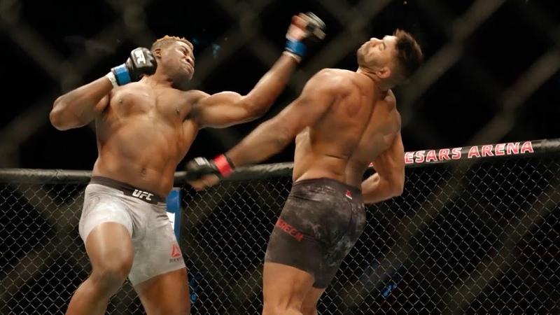 UFC Финикс Нганну vs Веласкез - Превью от Дэниеля Кормье