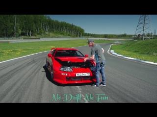 Цареградцев разбил Toyota Supra