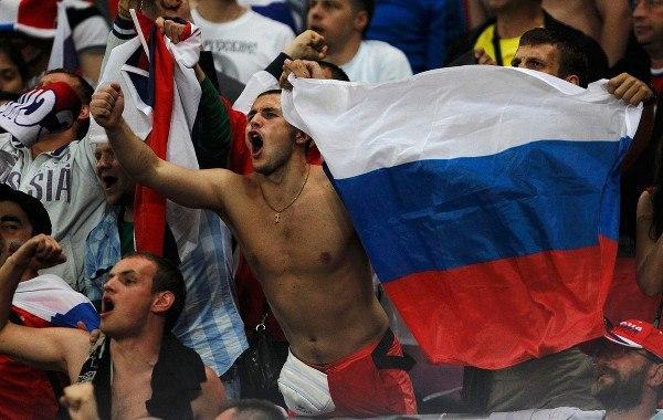 Россия заняла 16 место в рейтинге ФИФА