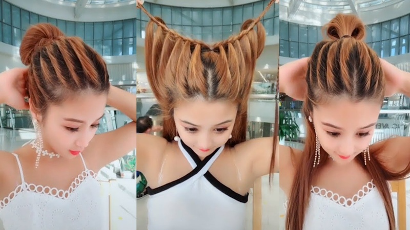 Easy Hair Style for Long Hair | TOP 30 Amazing Hairstyles Tutorials Compilation 2018 | Part 219