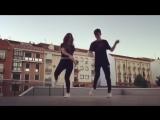 Танец парня и девушки _ Шафл _ Shuffle.360