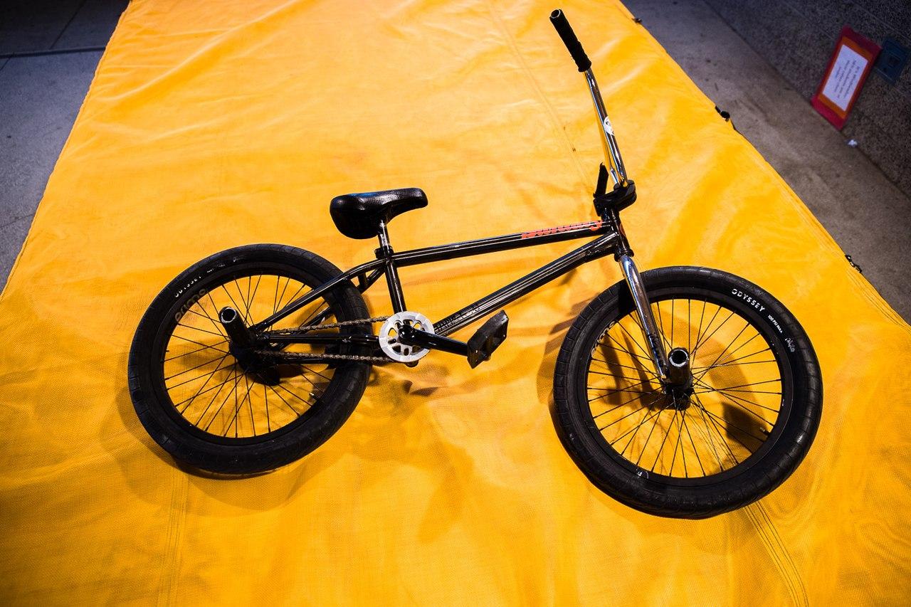 бмх велосипед