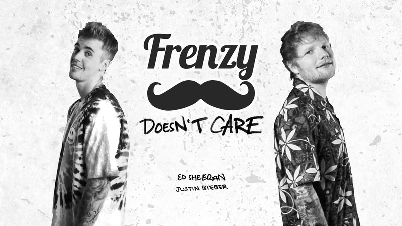 FRENZY DOESNT CARE (feat. Ed Sheeran Justin Bieber) | DJ FRENZY | I Dont Care Bollywood Mix