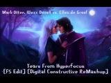 Mark Otten, Wezz Devall vs. Elles de Graaf - Tears From Hyperfocus (Digital Constructive ReMashup)