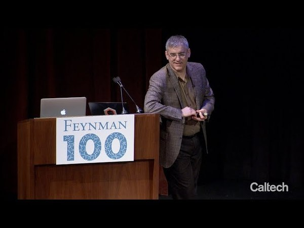 Quantum Computing: Feynman's Opportunity - Christopher Monroe - 5/12/2018
