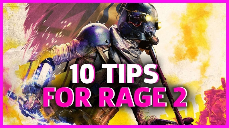 Rage 2 Starter's Guide Ark Locations Abilities To Upgrade And More