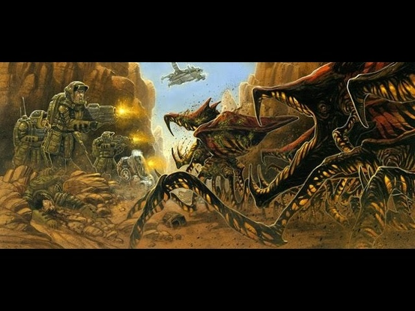 STARSHIP TROOPERS   Dinamic Edition  