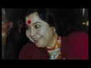 Shree Mataji singing Bhaya Kai taya (When we belong to God, what is there to fear?)