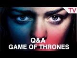 Game of Thrones stars Maisie Williams and Joe Dempsie Blinkbox and Digital Spy panel Q&A: Part 1