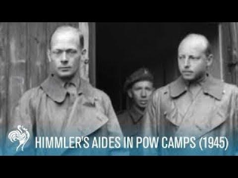 Загадки века. Генрих Гиммлер. Исчезновение.