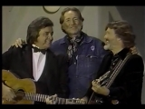 Johnny Cash, Willie Nelson and Kristofferson - Me and Bobby McGee